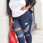 Große Größen Outfit Ideen für Mollige Frauen
