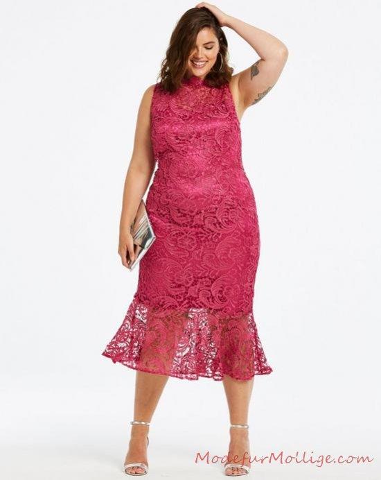 Perfekt großen Größen 2020 Kleider für Hochzeitsgäste ...