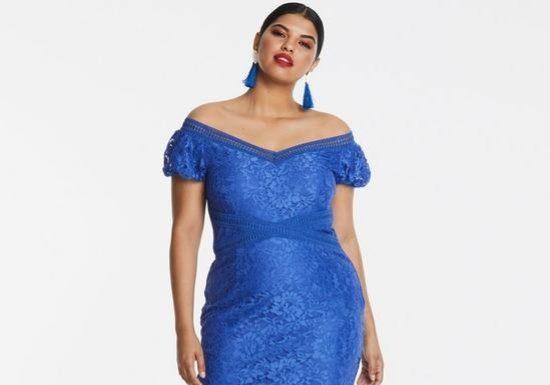 online retailer 6498b 34e30 Festliche Kleider für Mollige Archive   Mode für Mollige Frauen
