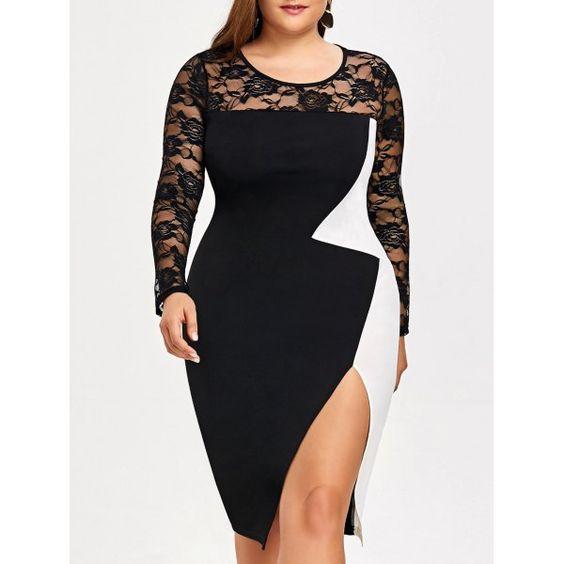 Abendkleider Schwarz