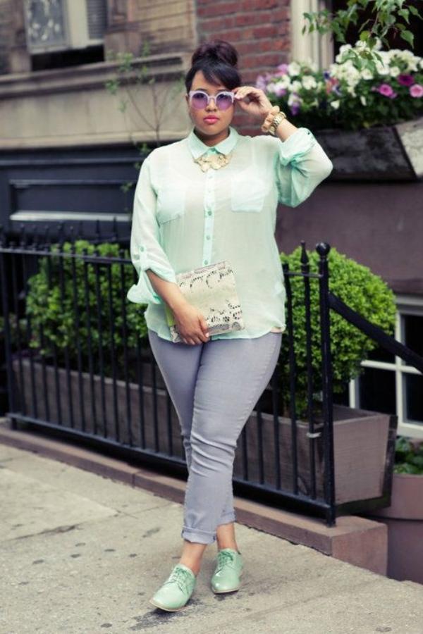 Dressing-Tips für kurvige Frauen