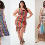 Große Größe Outfit Ideen für den Sommer