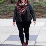 Herbst Winter Outfit Ideen für Mollige Frauen 2019 2020
