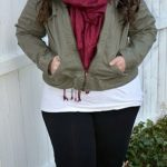 Winter Outfits in große größe für mollige Frauen