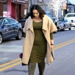 Die Elegant Herbst & Winter Outfit für Mollige Frauen