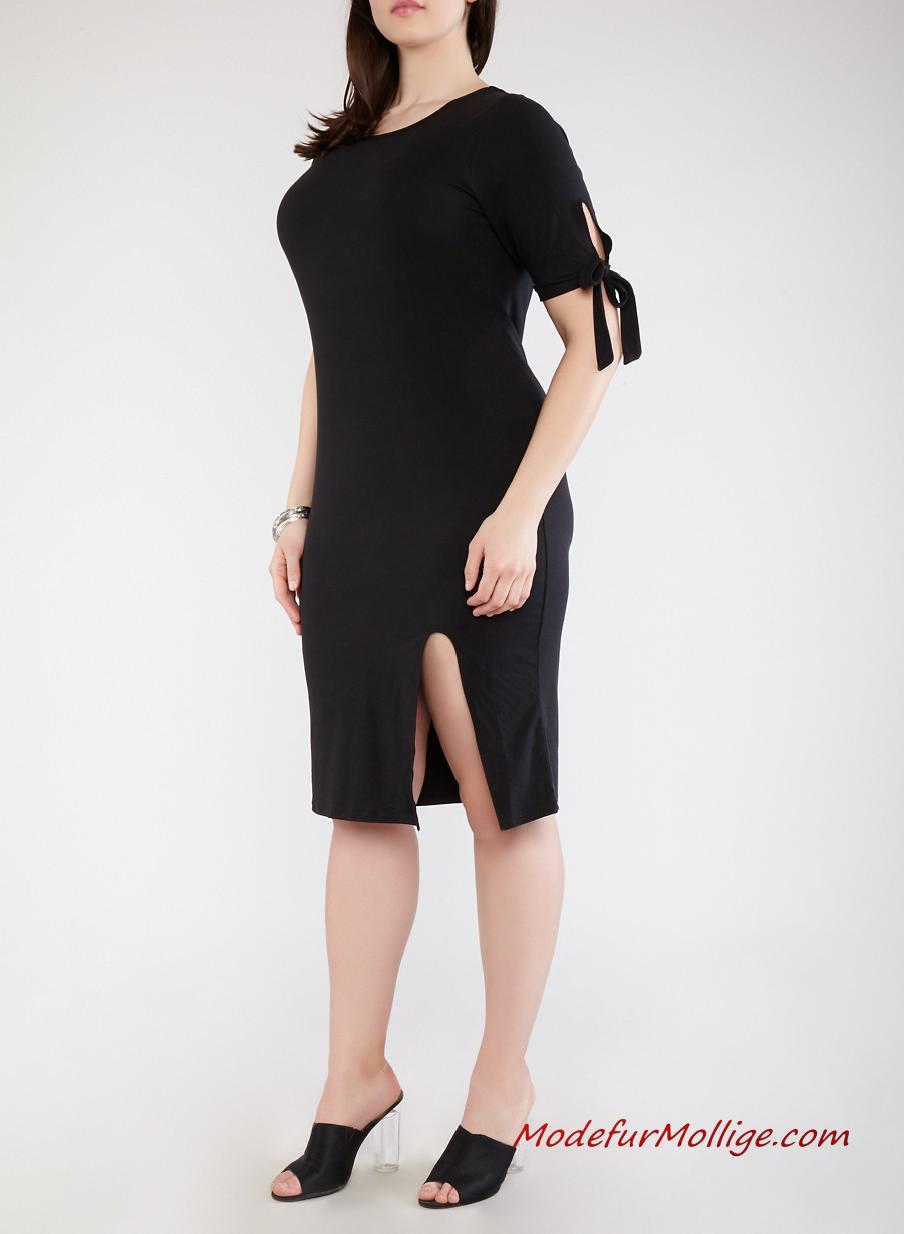Trendige Schwarze Kleider für Fülligere Damen 2020 | Mode ...