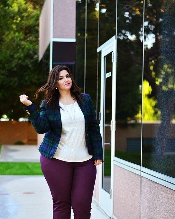 2020 Business Kleidung für Frauen in Große größen