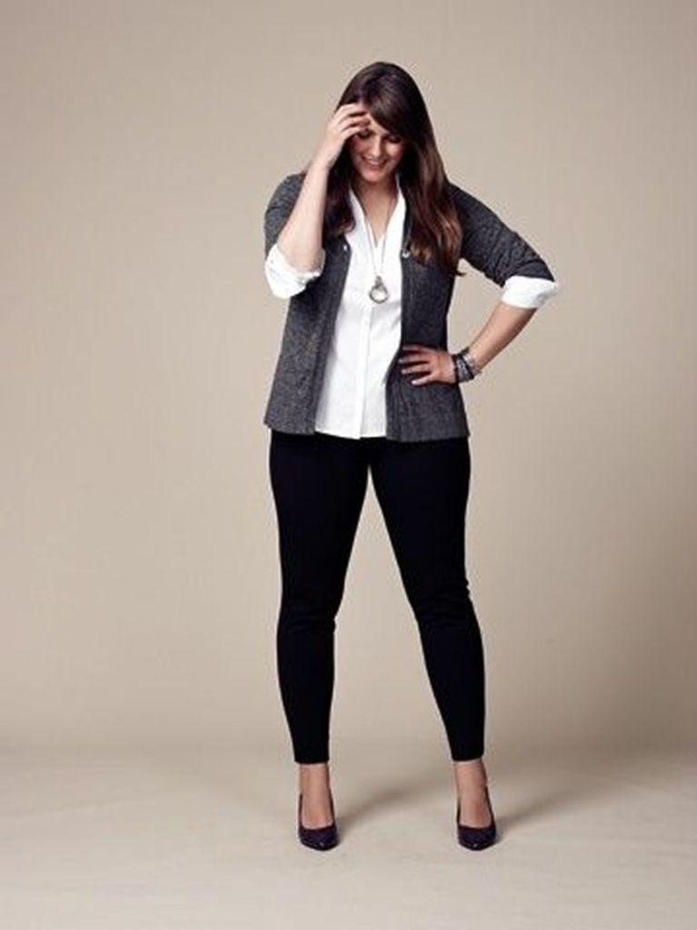 2020 Business Kleidung für Frauen in Große größen | Mode