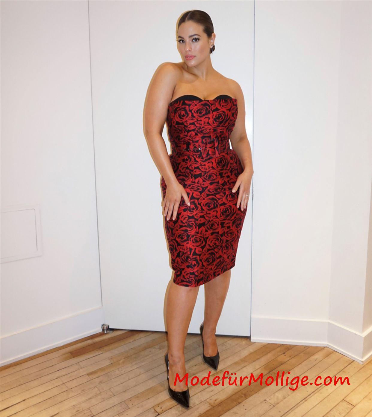 25 Große größen Kleid Ideen für Hochzeitsgäste - Gepunktet kurzes Abendkleid