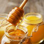 Honig Gesichtsmasken